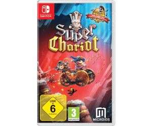 Super Chariot (Nintendo Switch) [Saturn Abholung]