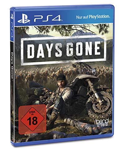Days Gone - Standard Edition - [PlayStation 4] AMAZON