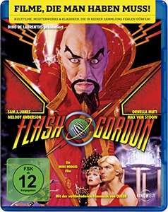 Flash Gordon (Blu-Ray) für 5,87€ (Amazon Prime)