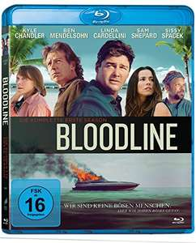 Bloodline - Die komplette erste Staffel (Blu-ray) für 11,99€ (Amazon & Thalia)