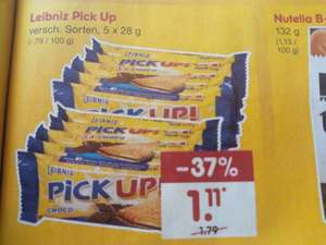 Netto Leibniz Pick up