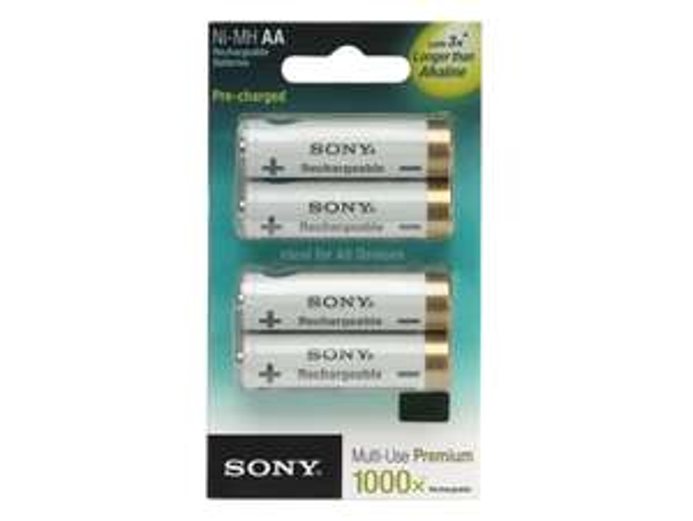 [Bundesweit]  Gravis - Sony AA oder AAA Akkus 4x für 1,99