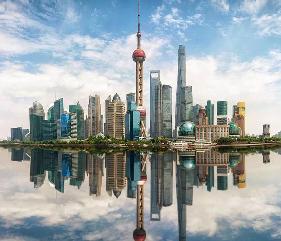 Flüge: Shanghai [Nov. - März] Hin und Zurück nonstop von Amsterdam inkl. Zug ab Deutschland ab nur 380€ inkl 2x Gepäck / Premium Eco ab 614€