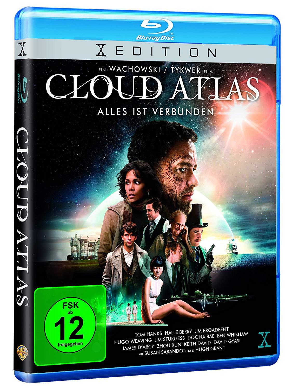 [ebay - dodax | mecodu] Cloud Atlas: Alles ist verbunden (Blu-ray) für 3,68€ inkl. Versand