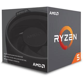 AMD Ryzen 5 2600 6x 3.40GHz So.AM4 BOX im MindStar