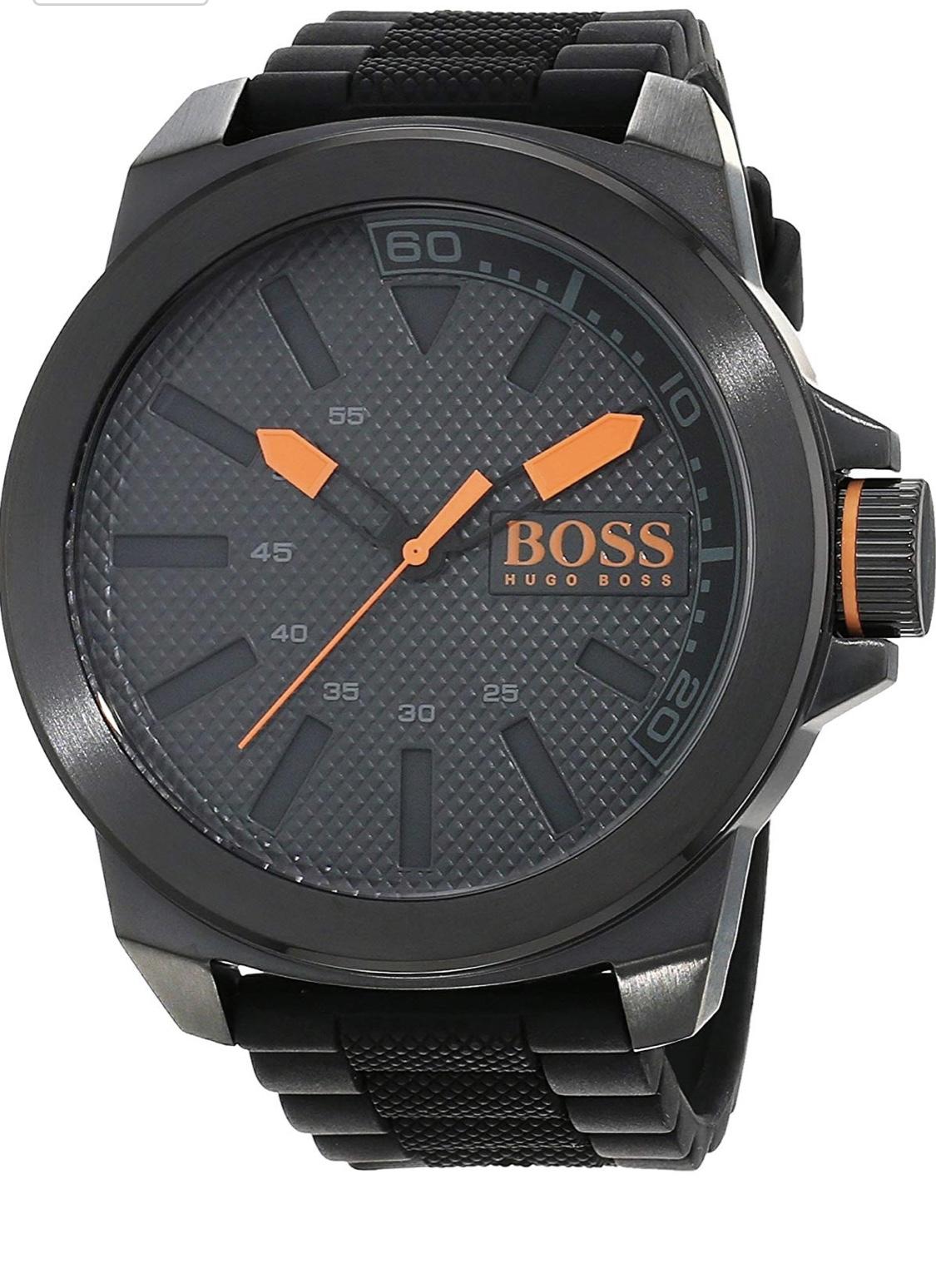 Hugo Boss New York Orange Uhr