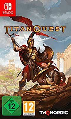 Titan Quest 14,97€ [Switch], Black Ops 4 16,99€ [Xbox One] Valkyria Chronicles 19,97€ [Xbox One] [Amazon]