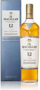 Nur am 09.09./Macallan 12 Years Old Triple Cask Single Malt Whisky (1 x 0.7 l