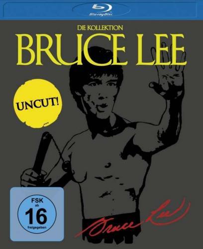 Bruce Lee Uncut Kollektion (Blu-ray) für 19,99 Euro ohne VSK @ jpc. de