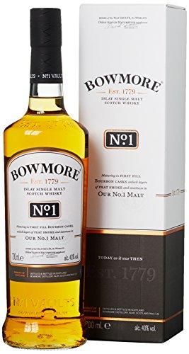 Bowmore No. 1 Single Malt Whisky