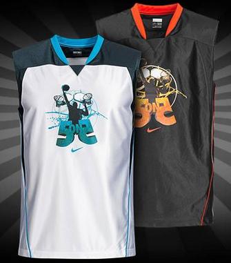 "Nike Kinder Basketball-Trikot ""Game"" für 3,33€ + 3,95€ VSK (In 2 Farben verfügbar) [SPORTSPAR]"
