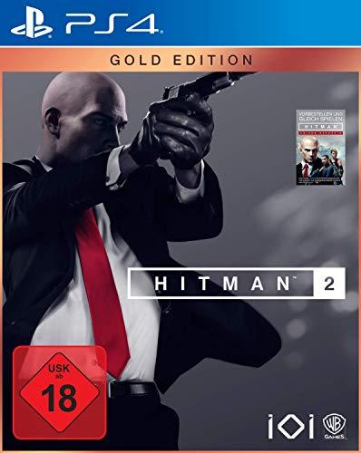 Hitman 2 Gold Edition (PS4 & Xbox One) für je 36,99€ (Amazon)