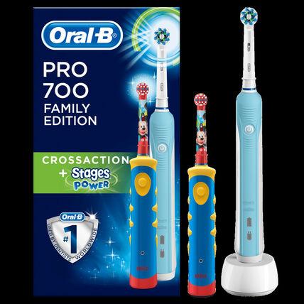 Braun™ - Oral-B Pro 700 Family Edition ab €29,99 [@Galeria.de]