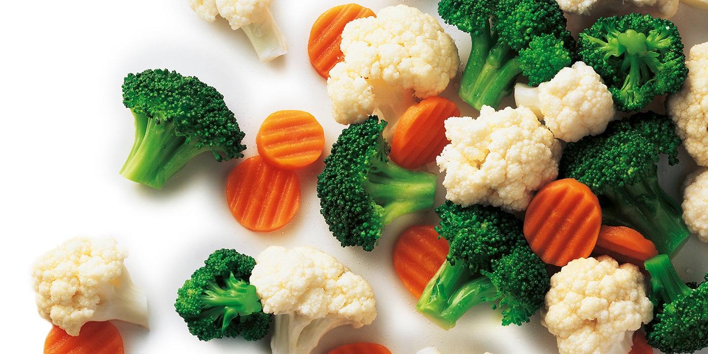 [Real] Tiefkühl Gemüse und Pfannengemüse der Eigenmarke Tip