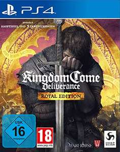 Kingdom Come: Deliverance Royal Edition (PS4) 25,97€ (Amazon Prime)