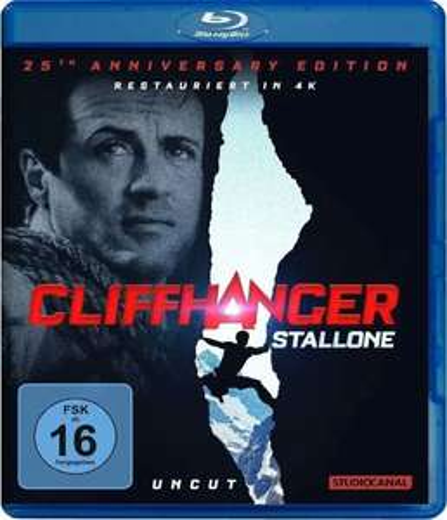 Cliffhanger + andere Blu-ray s   4,99€   Kaufland Bretten [lokal]