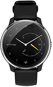 Withings Move EKG analoge Smartwatch mit EKG-Funktion [Amazon.it]