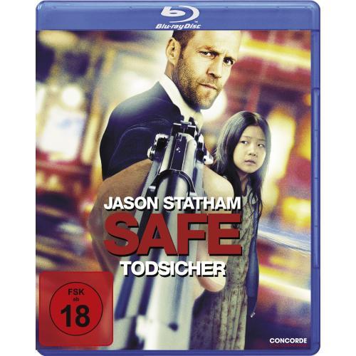 Safe - Todsicher  [Blu-ray] für 6,99€ @Saturn