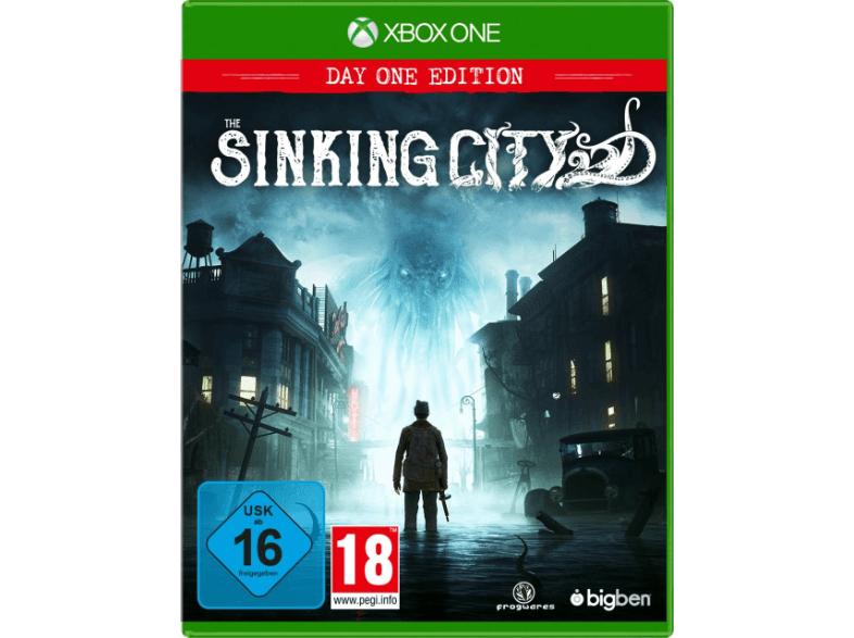 The sinking city (day one Edition) für die xbox