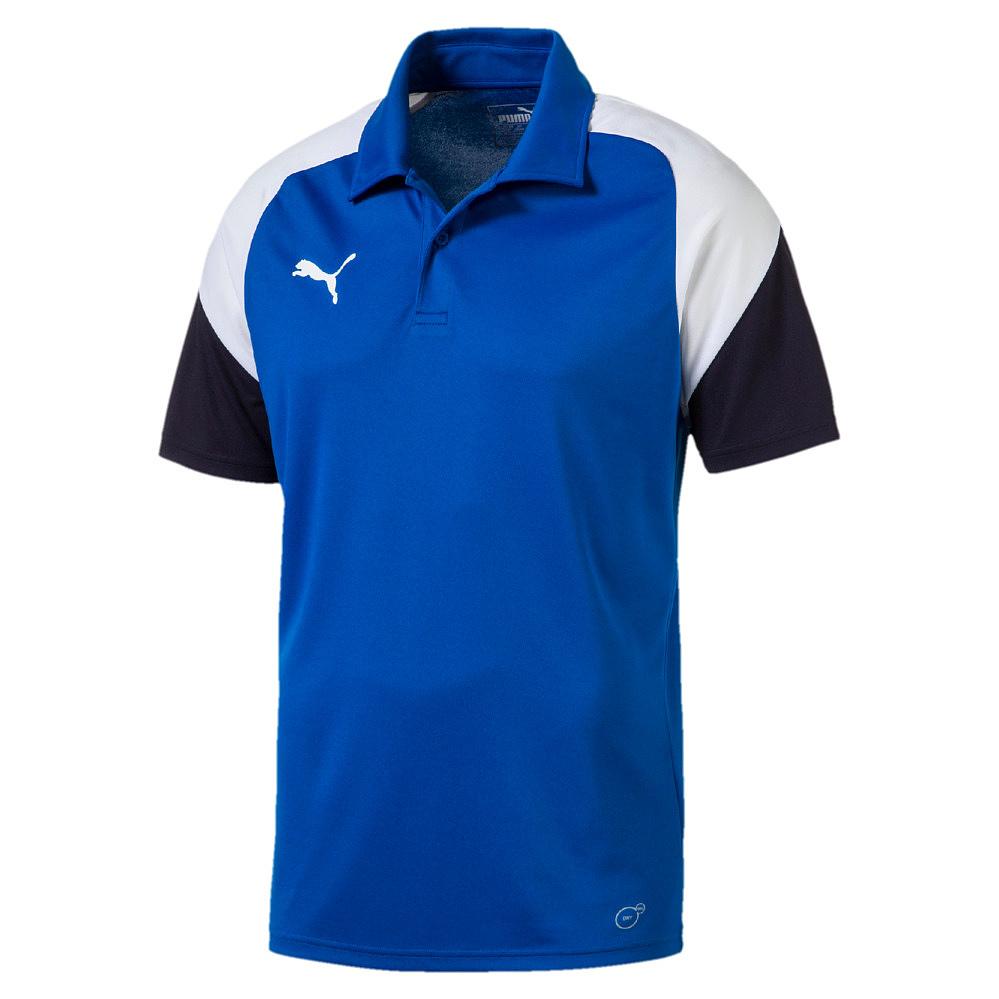PUMA Esito Herren Poloshirt blau - versandkostenfrei
