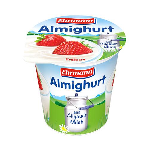 Ehrmann Almighurt mit 21 Cent Gewinn!