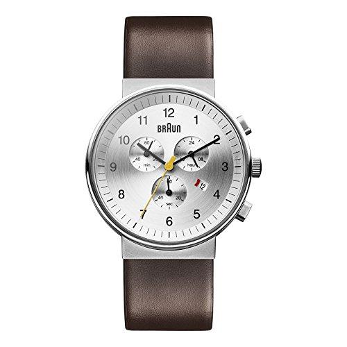 Braun Herren-Armbanduhr BN0035 SLBRG [Amazon]