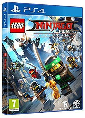 The LEGO Ninjago Movie Videogame(PS4) [Amazon.es]