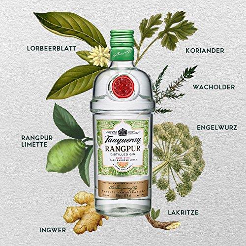 [Prime] Tanqueray Rangpur Distilled Gin (1 x 0.7 l)