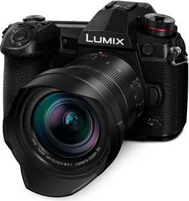 Panasonic G9 Kit mit Leica 12-60mm günstig von Amazon Italien