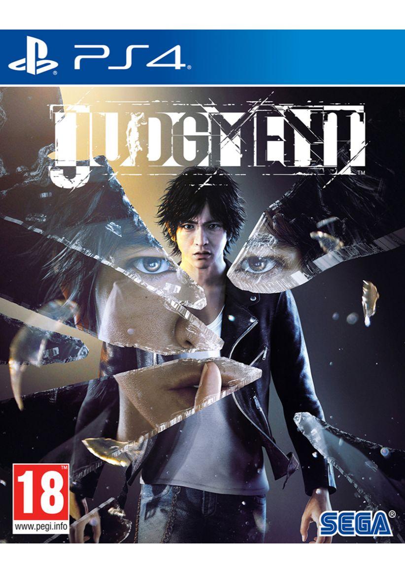 Judgment (PS4) für 34,98€ (SimplyGames & Shop4DE)