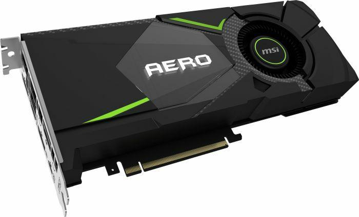 MSI GeForce RTX 2080 Aero 8G,