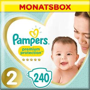 Pampers Premium Protection Windeln Gr. 2-6 [Amazon] im Sparabo