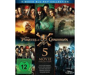 Pirates of the Caribbean 1-5 für 24,97€ & Transformers 1-5 für 19,97€ uvm. [Blu-ray] [Amazon]