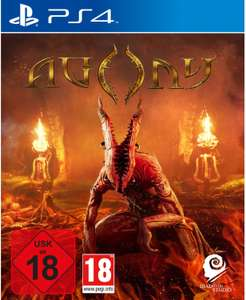 Agony (PS4 & Xbox One) für je 4,99€ (Saturn & Media Markt)