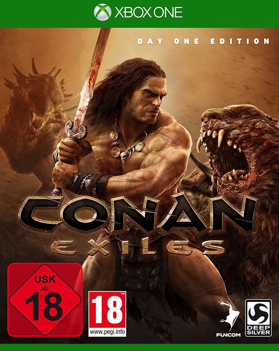 Conan Exiles Day One Edition (Xbox One) für 9,99€ (Media Markt)