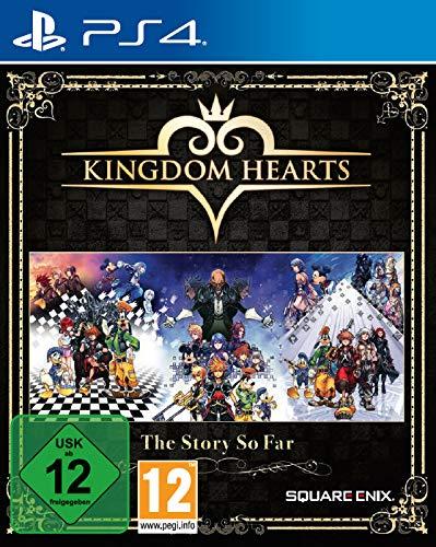 Kingdom Hearts: The Story So Far (PS4) [Amazon.es]