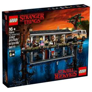 LEGO Stranger Things 75810 - Die andere Seite