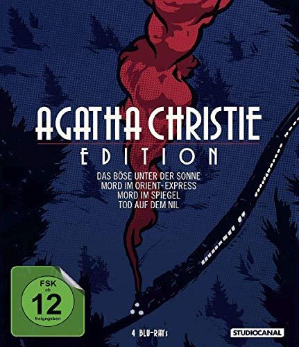 Agatha Christie Edition (Blu-ray) für 12,97€ (Amazon Prime)