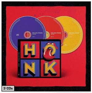 [Saturn / Amazon] The Rolling Stones - Honk (Limited Deluxe Edition)