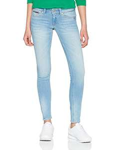 Damen Jeanshose Tommy Jeans  Low Rise Sophie Skinny