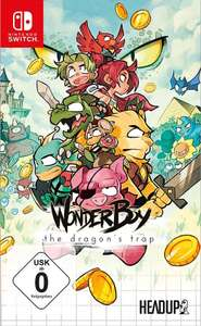 Wonder Boy: The Dragon's Trap (Switch) für 19,99€ (GameStop)