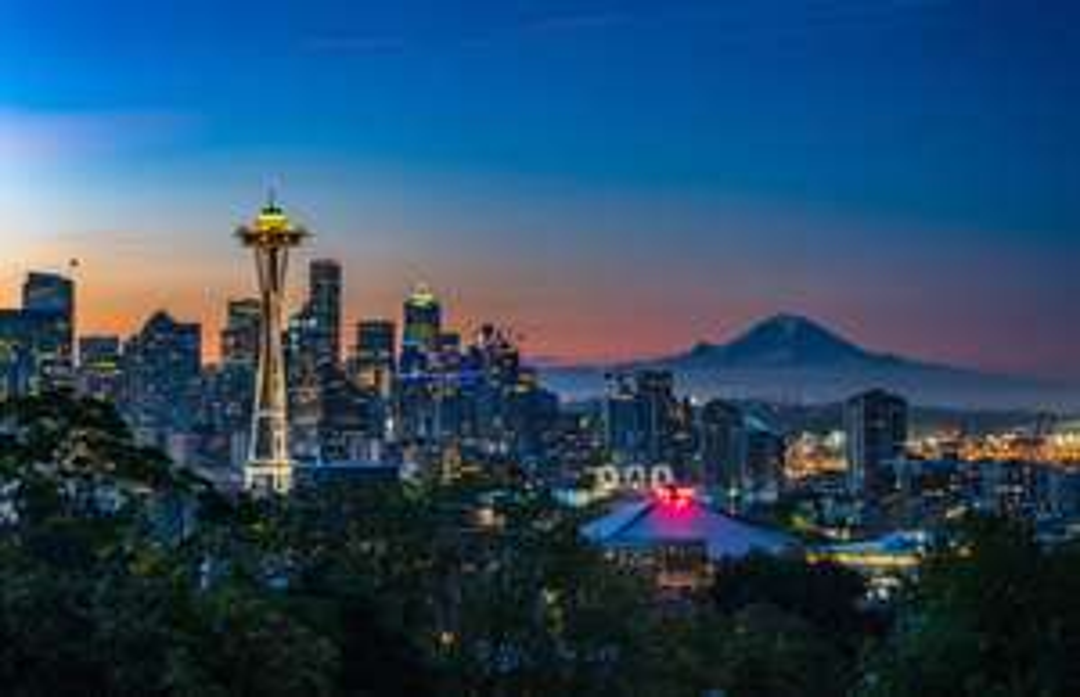 Flüge: Seattle / USA (Nov-März) Hin- und Rückflug von Hamburg, Stuttgart, Berlin, Düsseldorf, Frankfurt oder München ab 250€