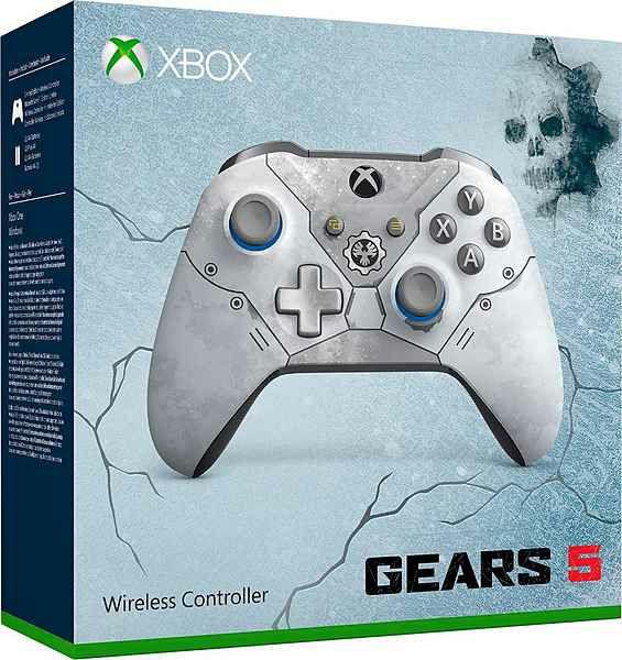 Gears of War 5 Controller Kait Diaz L.E.