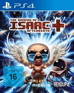 The Binding of Isaac: Afterbirth+ (PS4) für 19,99€ (Media Markt & Amazon Prime)