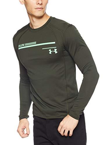 Under Armour Herren Simple Run Graphic Longsleeve Langarmshirt - Größe LG