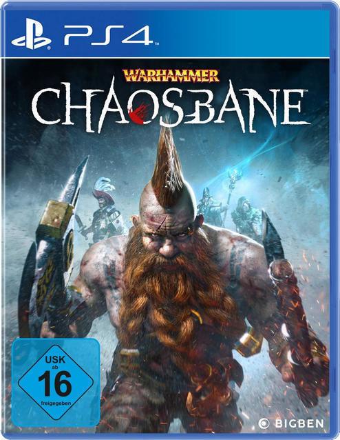 Warhammer: Chaosbane (PS4 & Xbox One) für je 29,99€ (Saturn & Media Markt)