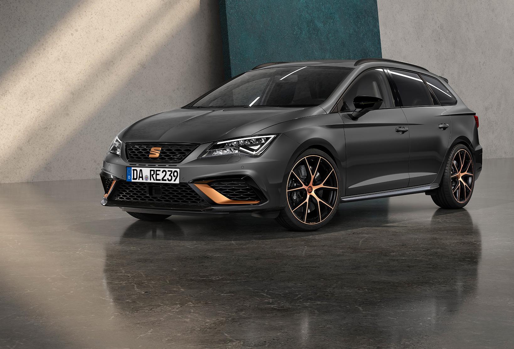 [Privatleasing] Seat Leon ST Cupra R (300PS) für monatl. 257€, LF 0,51/GF 0,58