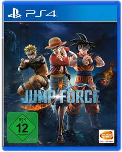 GDD Gaming: z.B. Jump Force [PS4] - 25€ | Judgment [PS4] - 35€ | State of Mind [Multi] - 10€ | Yakuza 6: The Song of Life [PS4] - 14€