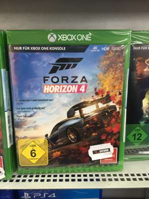 Forza Horizon 4  und Sea of Thieves XBOX ONE [Lokal] Saturn Moers