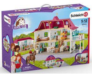 Schleich Horse Club Großer Pferdehof Wohnhaus und Stall 42416 [SMDV]